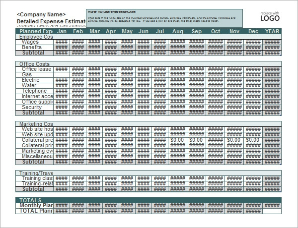 example financial records used for businesses analysis