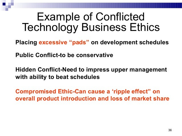 example of kantian ethics in business