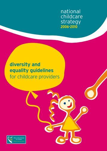 example for diversity in the workplace childcare