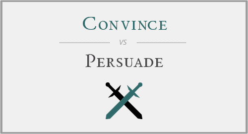 persuade someone to do something example