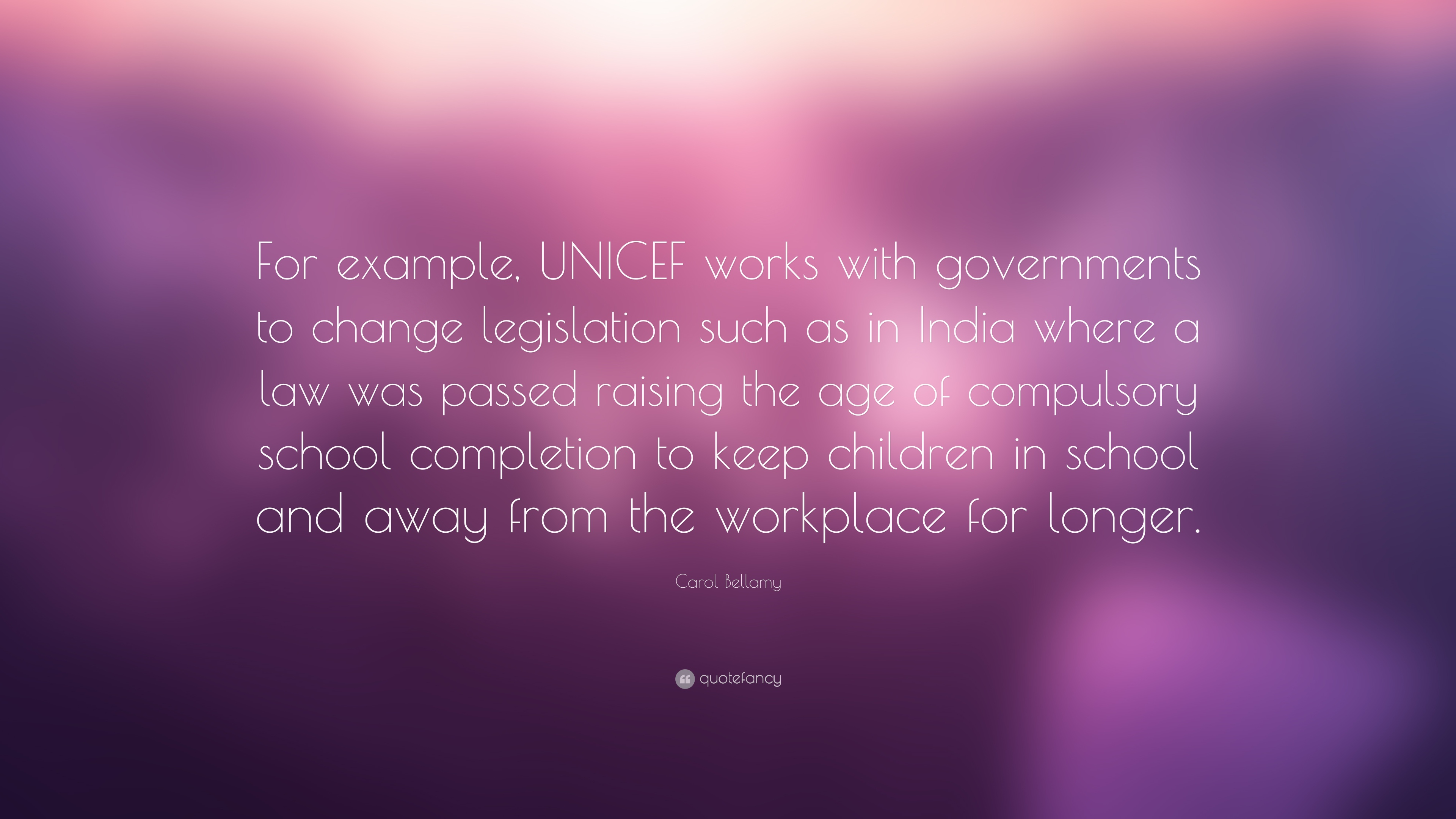 changing and improving example in the workplace