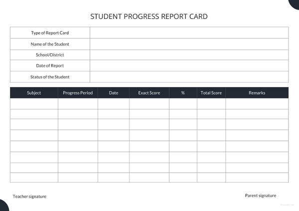 business report example for students sample pdf