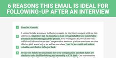 example of a follow up email after sending resume